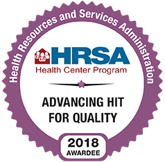 Health Resources and Services Administration Health Center Program - Advancing HIT for Quality - 2018 Awardee